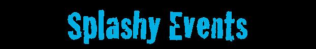 splashy logo